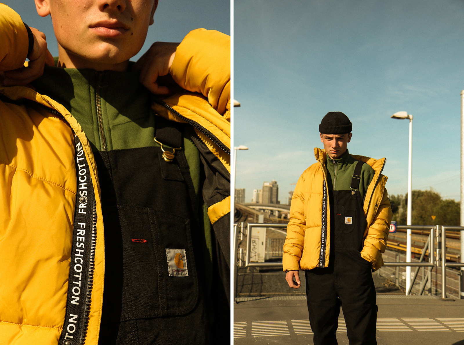 Puffer jackets 4